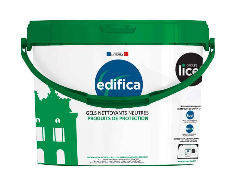Produit Gamme EDIFICA - GROUPE LICEF