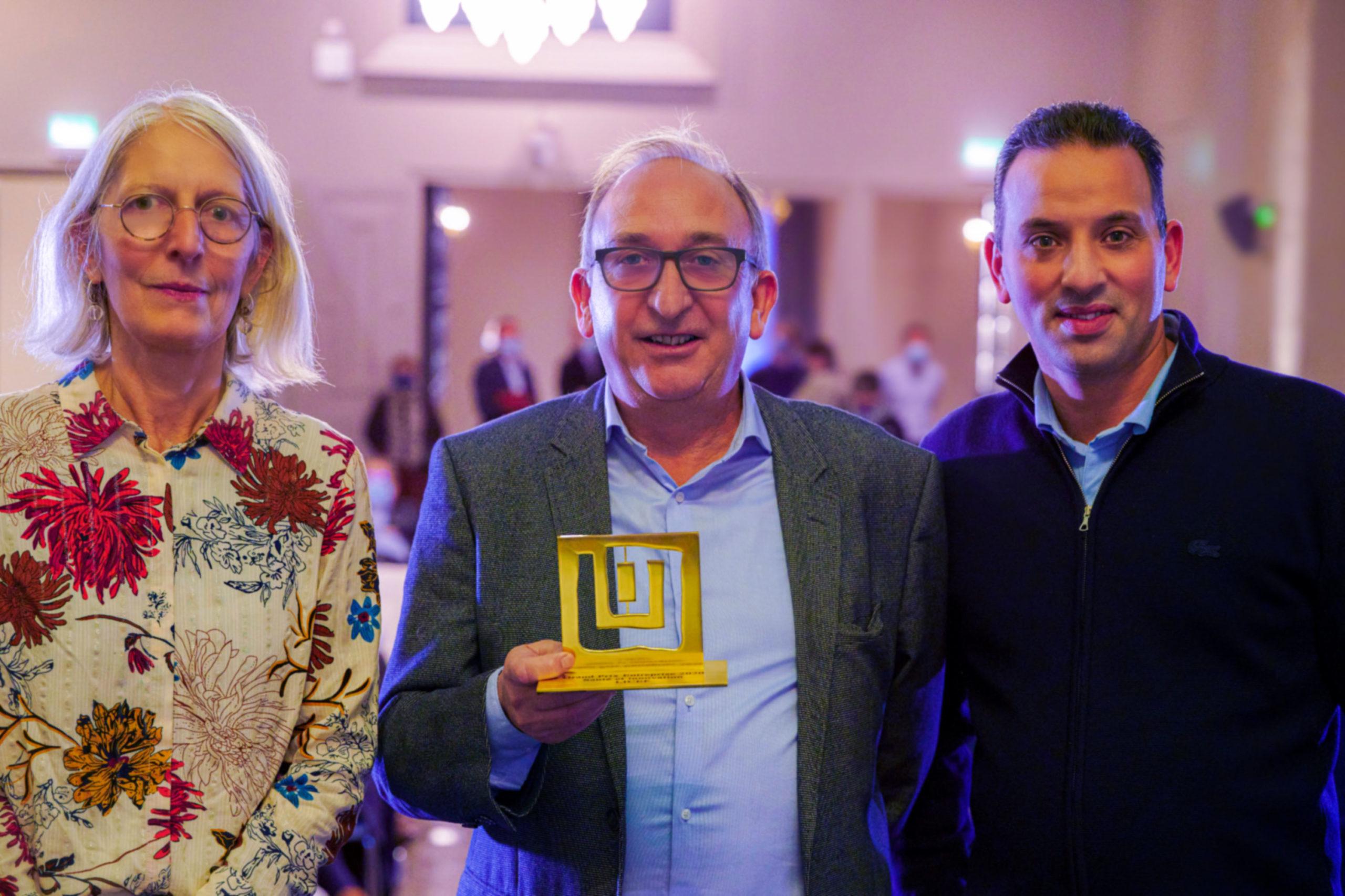 Geste d'Or Grand Prix entreprise 2020 «Santé et Innovation»